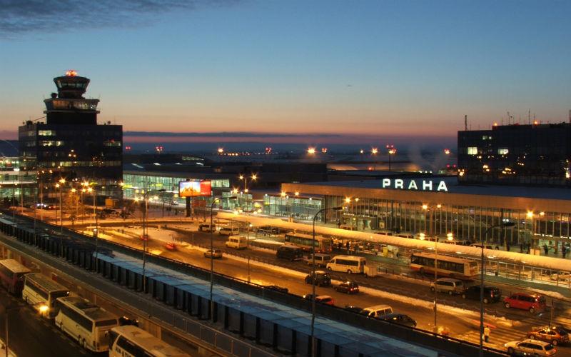 Come andare dall'aeroporto di Praga al centro