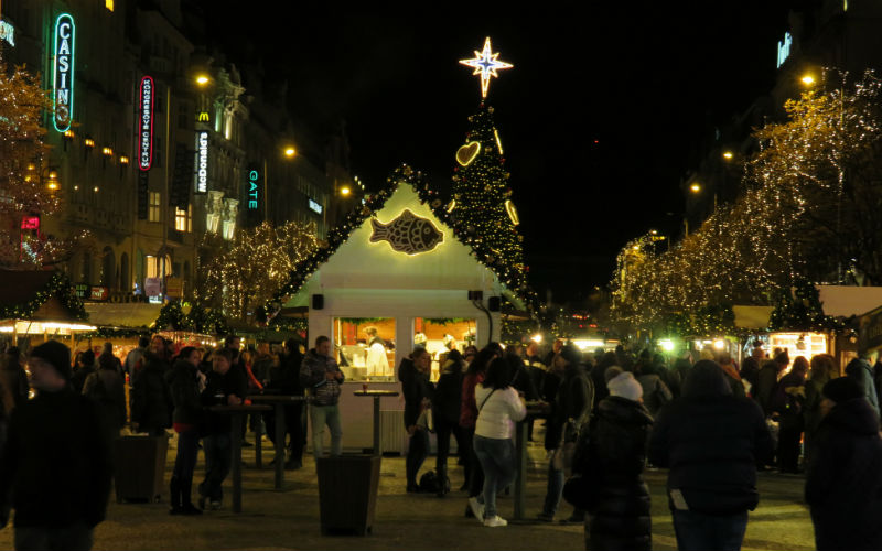 Mercato di Piazza San Venceslao
