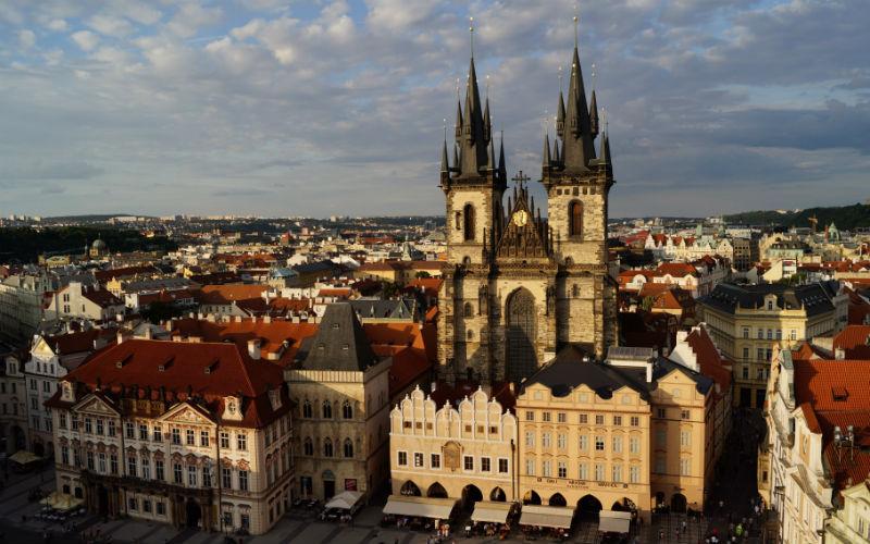 La Città Vecchia di Praga